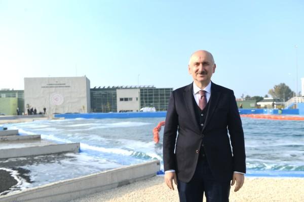 Bakanımız Karaismailoğlu Ulusal Deniz Emniyeti Merkezimizde yaptığı incelemelerde Türk bayraklı gemimize yapılan saldırıyı kınadı...