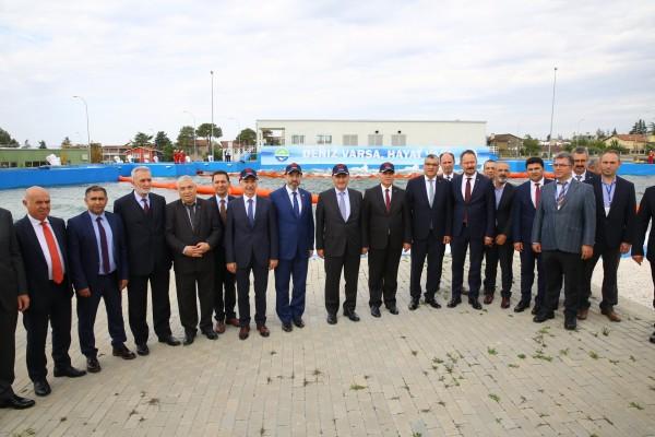 Deniz Emniyeti ve Acil Müdahale Merkezinin Tanıtım Organizasyonu gerçekleştirildi.