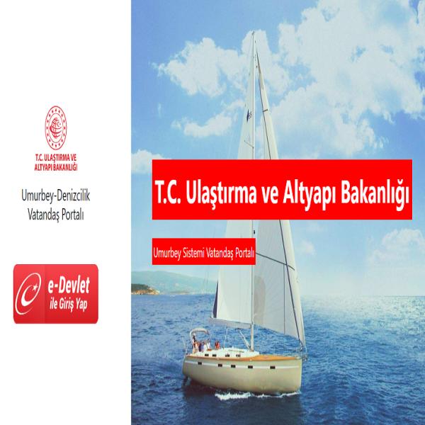 Dijital dönüşüme Türk bayraklı gemilerimizin Gemi Sicil işlemleri ile devam ediyoruz…
