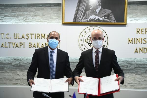 """Türkiye Cumhuriyeti ile Küba Cumhuriyeti arasında """"Denizcilik Anlaşması"""" imzalandı."""